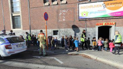 Lagere school in Tongeren even ontruimd voor gasgeur