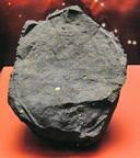 Brok van de meteoriet