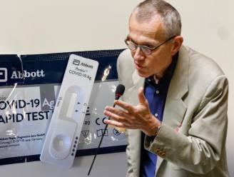 Buurlanden bestellen 16 miljoen snelle coronatesten, België bestelt er 0