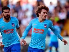 Atlético met hangen en wurgen voorbij Rayo Vallecano