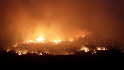 Australische hoofdstad zet zich schrap voor oplaaiende branden in omgeving