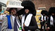 LIVE. Stoet in Aalst trekt zich op gang, eerste joodse kostuums al gespot