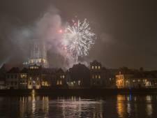 Vuurwerkshow Deventer afgelast door vroege mistwaarschuwing: 'Dan volgend jaar maar'