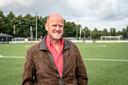 Johan van der Stel, voorzitter van amateurvoetbalclub CKC in Rotterdam.