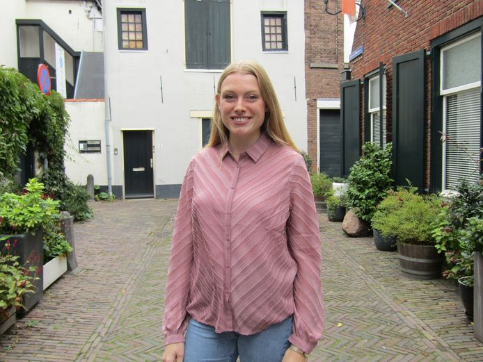 Karin Koersvelt uit Amersfoort.