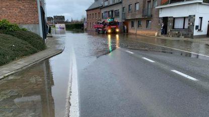 Wateroverlast zet Bohemen opnieuw blank: Bosbeek kan overvloedige regen niet meer slikken