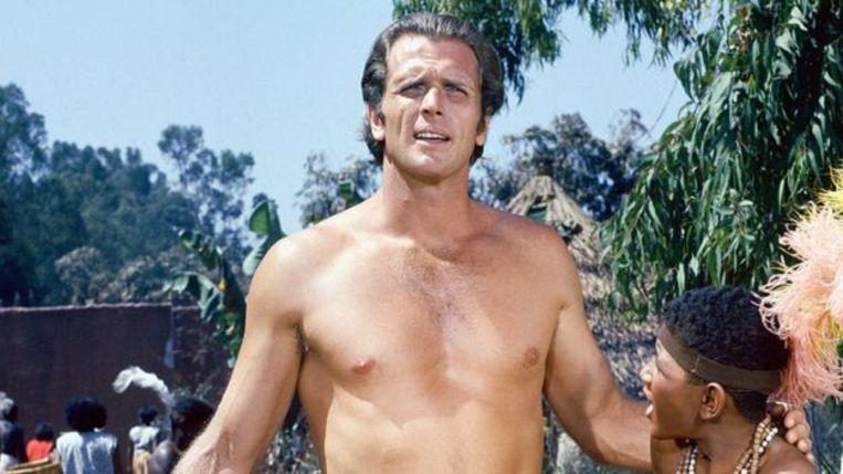Ron Ely werd wereldberoemd als 'Tarzan' in de gelijknamige tv-serie van eind de jaren 60.