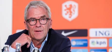 Gudde niet eens met kritiek op werkwijze KNVB: 'We hebben heel breed gekeken'