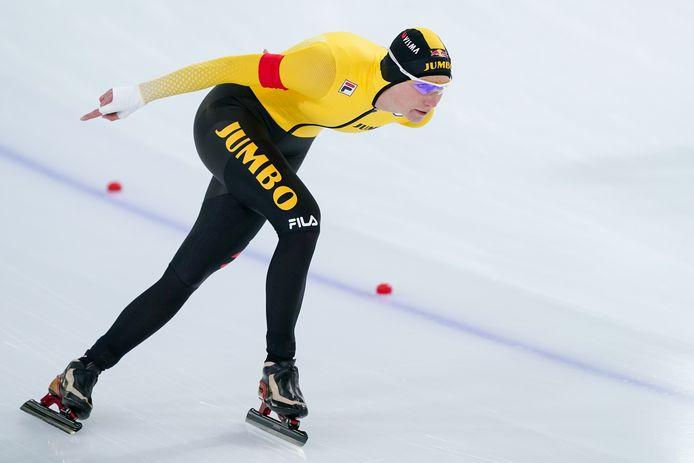 Carlijn Achtereekte miste net kwalificatie voor de 1500 meter.