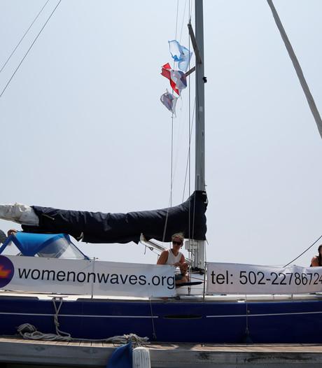 Guatemala wil bemanning abortusboot het land uitzetten
