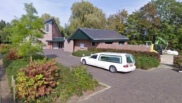 Begraafplaats Rijnhof.