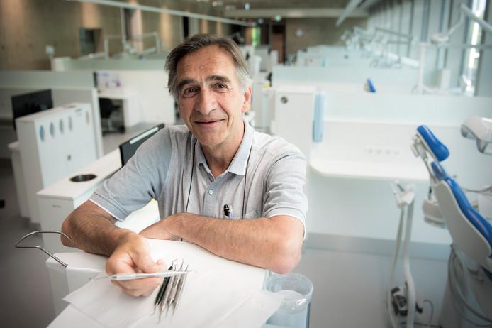 Onderzoeker Jo Frencken.
