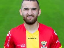 Eerste doelpunt voor GA Eagles-spelmaker Eyibil; Droste speelt half duel