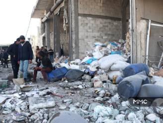 Staatsmedia Syrië melden Israëlische raketaanvallen