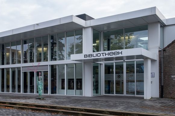 De bibliotheek van Puurs-Sint-Amands