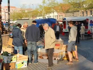 Al zeker tot 24 januari geen zondagse dieren- en boerenmarkt