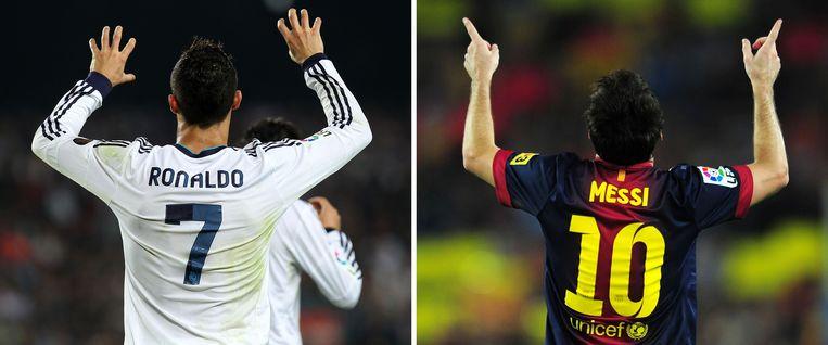 Naast Ronaldo en Messi zijn er nog 20 spelers met elk hun Clásico verhaal.