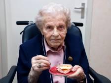 Honderdjarige Marietje uit Aardenburg geniet van iedere dag