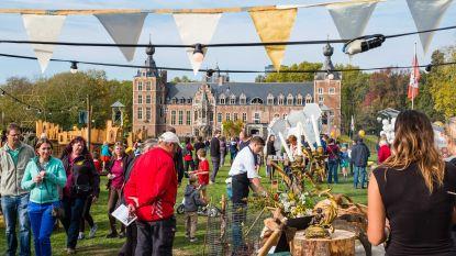 Feestelijk openingsweekend luidt 3 maanden durend Arenberg Festival in.