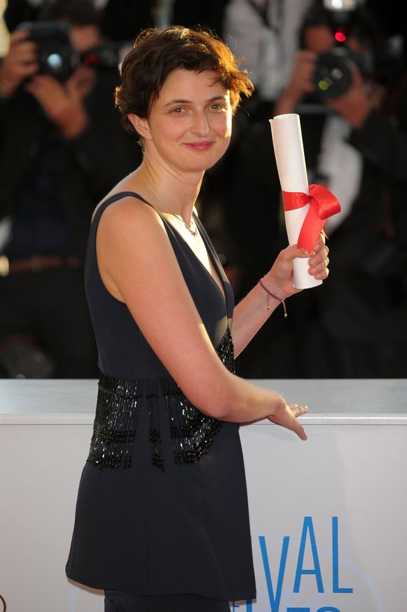 Alice Rohrwacher.