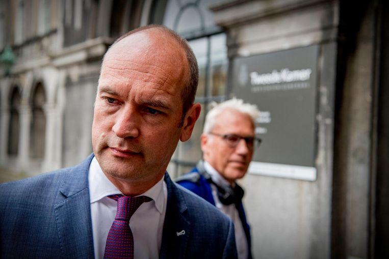 ChristenUnie-leider Gert-Jan Segers Beeld ANP