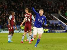 Leicester loopt in op Manchester City
