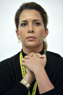 Prinses Haya bint al Hussein van Jordanië