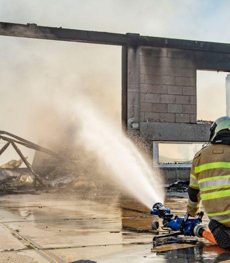 Doorbraak in zaak brand drugsloods De Meern: vier aanhoudingen