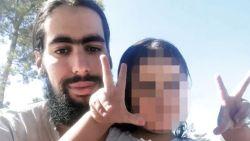 """Hoe Syriëstrijder en vader zich in zijn testament verzet tegen terugkeer Yasmine: """"Je hebt geen moeder meer. Zij was een vijand van de islam"""""""