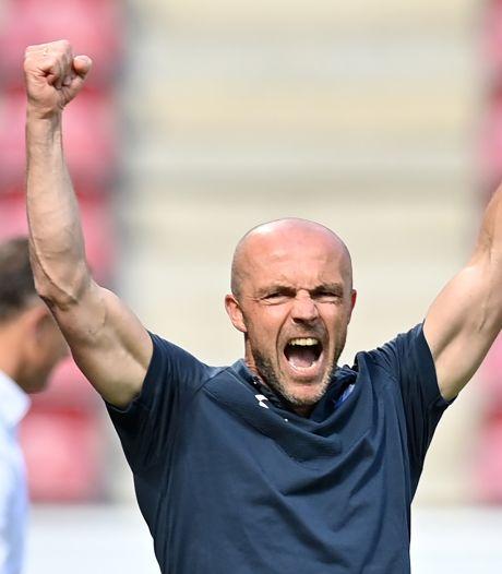 Trainer Schreuder geniet van vechtlust Hoffenheim: 'Echt moeten knokken'