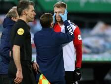 Feyenoord met Jørgensen naar Heerenveen, Bijlow hervat training