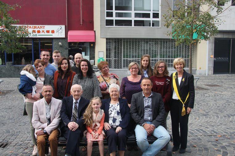 De familie Fransaert - De Cocker.