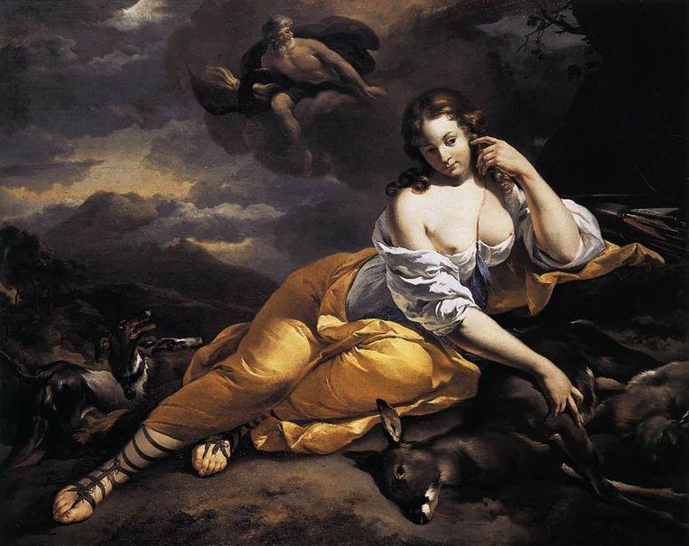 'Callisto door Jupiter bespied'. Ann DeMeester, directeur Frans Hals Museum: