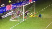 Feyenoord vorige week in zevende hemel door doellijntechnologie, maar vandaag gebeurde plots dit
