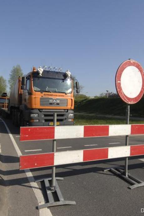 Hosbekkeweg dicht voor aansluiting crematorium Borne