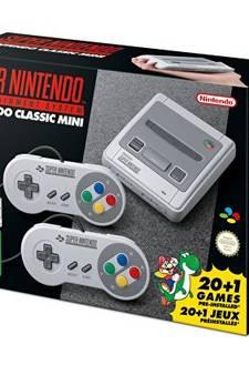 Nintendo komt met volgende kleine console: SNES Classic Mini