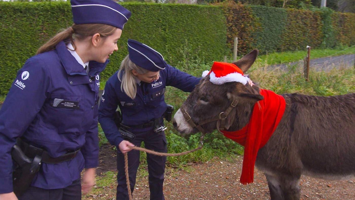 De Buurtpolitie: Kerstspecial - Operatie Rudolf