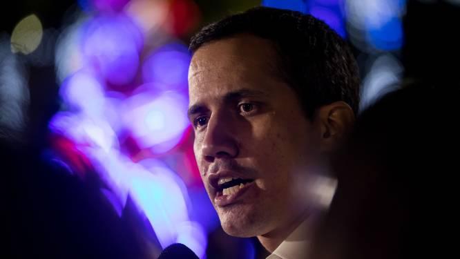 VS herbevestigen steun voor Venezolaanse oppositieleider Guaido
