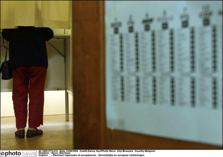 Op 14 oktober trekken we naar de stembus.
