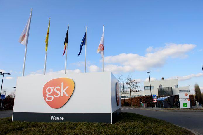 Le site de GSK, l'un des géants de l'industrie pharmaceutique, à Wavre.    Wavre  Belgium   FEBRUARY 6 2020    pict. by Christophe Licoppe  © Photo News
