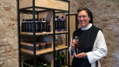Trappistinen uit Brecht lanceren shampoo op basis van trappistenbier