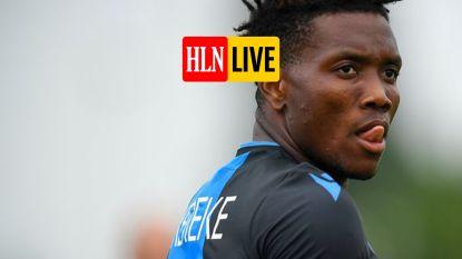 KIJK LIVE. Club Brugge meteen op achterstand tegen Beerschot! Noubissi straft blunder Vormer af