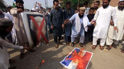 Pakistan verzet zich tegen Mohammed-cartoonwedstrijd van Geert Wilders