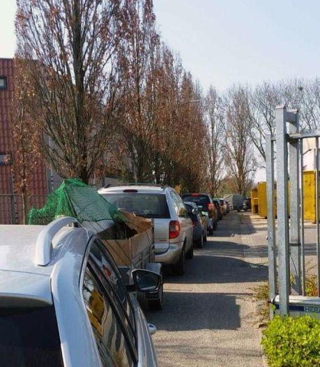 'Laat Gorcumers hun groenafval op een andere plek inleveren'