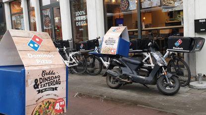 Recherche arresteert jongeren na overval op pizzakoerier