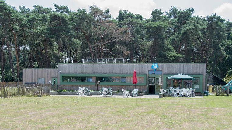 het gebouw van VOC Neteland te Herenthout