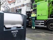 Leusden slaat precies op hoeveel afval burger stort