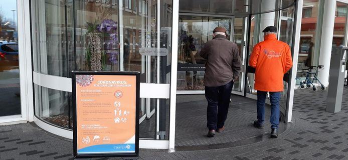 Ziekenhuis St Jansdal verplaatste eerder al een deel van de zorg van Harderwijk naar de vestiging in Lelystad, om ruimte te maken voor spoedopnames.