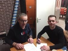 Richard Blokzijl trainer in IJhorst