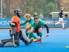 Hockeyers Upward 'moeten voor promotie gaan' na late treffer in Arnhem